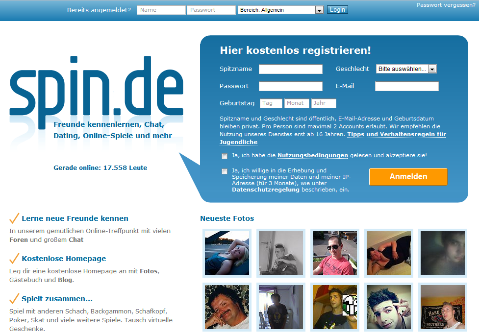 Die meisten legitimen online-dating-sites