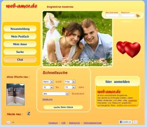 web-amor